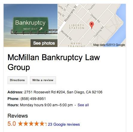 McMillan Google