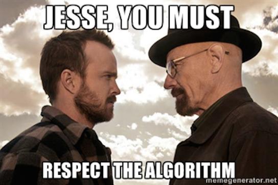 respectthealgorithm