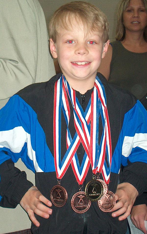 Proud Kid Award
