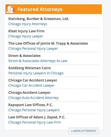 Chicago PI List