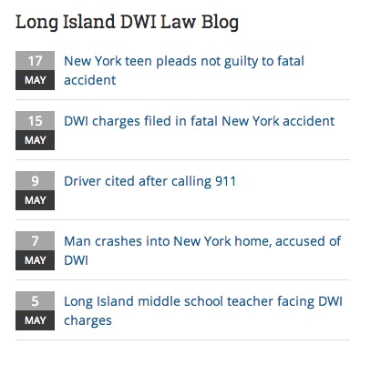 May Blog Posts