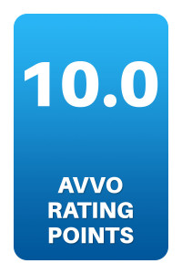 Avvo Rating Points