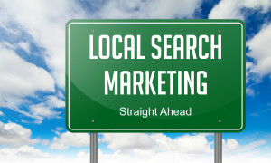 Local Search Marketing Ahead!