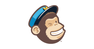 Mailchimp logo freddie the chimp